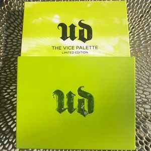Urban Decay UD The Vice Eyeshadow Palette LIMITED!